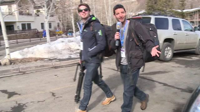 SkiExtra – So arbeiten die Reporter an der Ski-WM