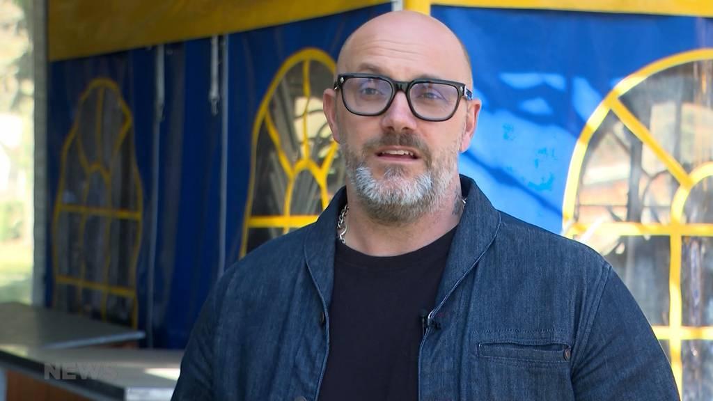 Fernseh-Koch René Schudel übernimmt «Des Alpes» in Interlaken