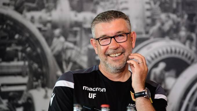 Erobert mit Union Berlin die Bundesliga: Urs Fischer.