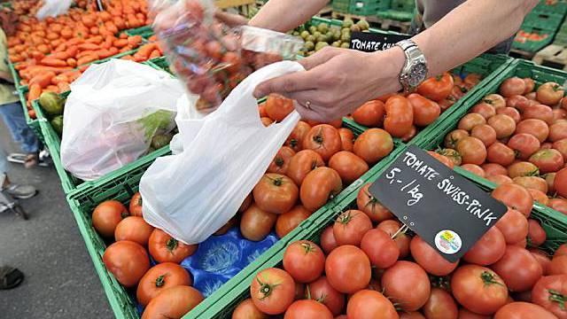Produzentenpreise für inländisches Salatgemüse gestiegen