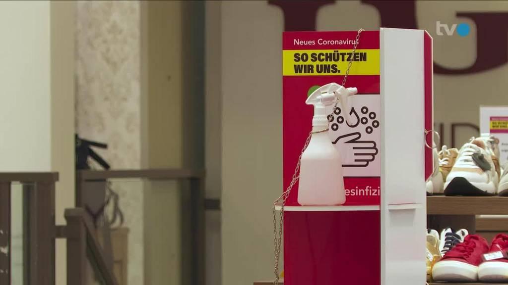 Maskenpflicht: SG stellt sich gegen die Empfehlung vom Bund