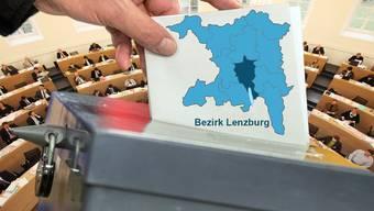 Wahlen Bezirk Lenzburg