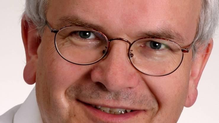 Daniel Burg, neuer Schulleiter. zvg