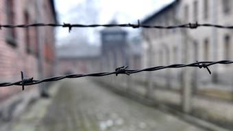 Das Konzentrationslager der Nazis im polnischen Auschwitz-Birkenau. Während des Zweiten Weltkriegs wurden dort bis zu 1,5 Millionen Menschen umgebracht. (Archivbild)