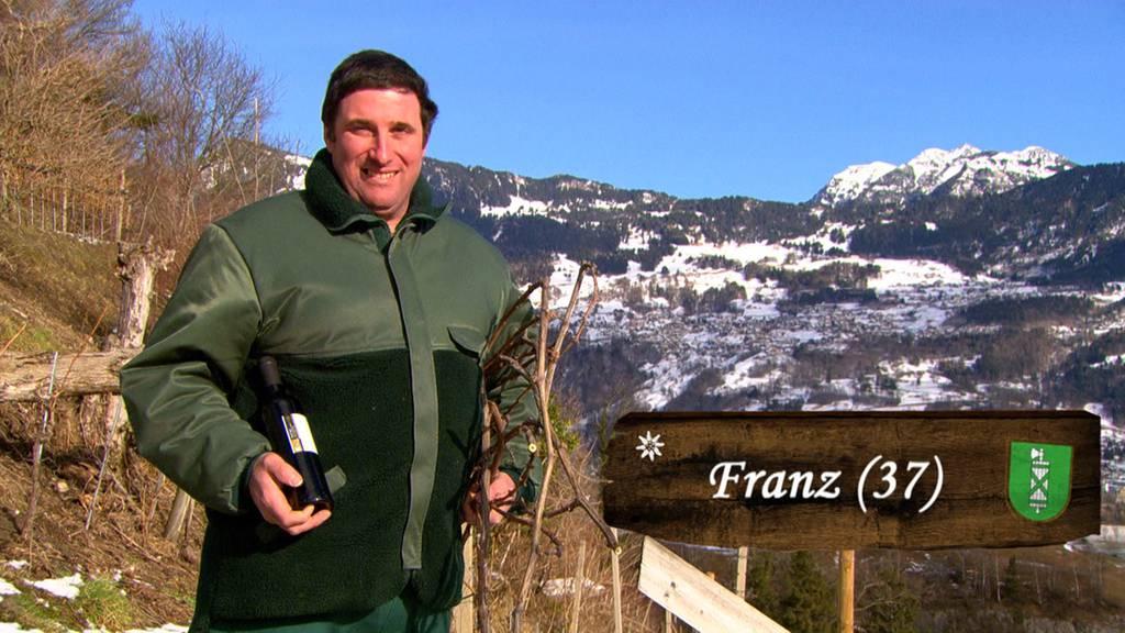BAUER, LEDIG, SUCHT... ST13 - Portrait Franz (37)