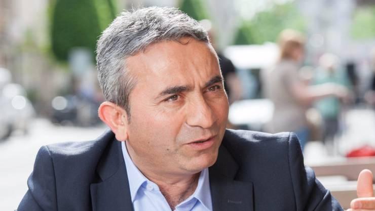 Drei Mal hat er es schon versucht. Dieses Mal soll es nun endlich klappen. Mustafa Atici (SP) gilt als Favorit für die Nachfolge von SP-Nationalrätin Silvia Schenker.