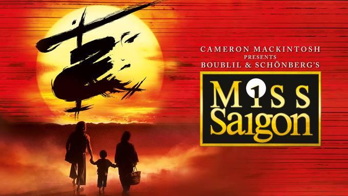 Miss Saigon im Original erstmals in der Schweiz