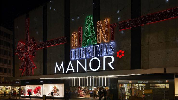 Weihnachten Wird In Basel Bunt Und Hell Basel Stadt Basel Bz Basel