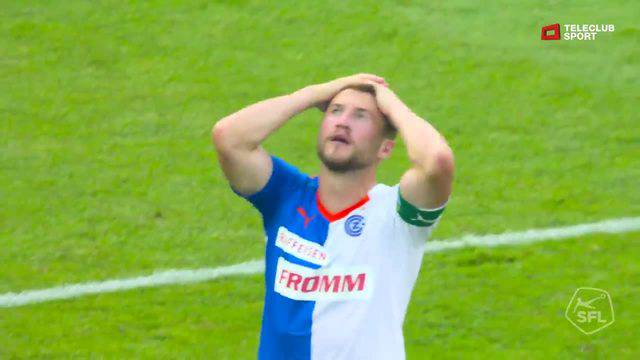 Super League, 2018/19, 3. Runde, FC Basel – Grasshoppers, 3:0 Albian Ajeti