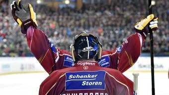 Servette steht im Spengler Cup im Final