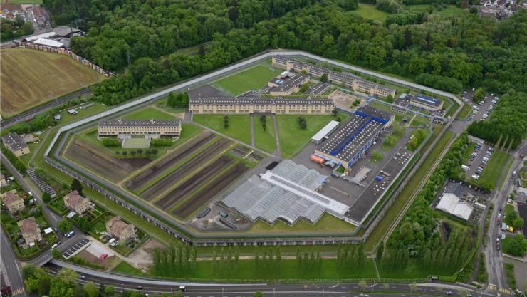 11 Hektaren misst das ganze Areal der JVA Pöschwies in Regensdorf.