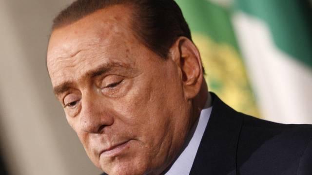 Muss nicht ins Gefängnis: Silvio Berlusconi (Archiv)