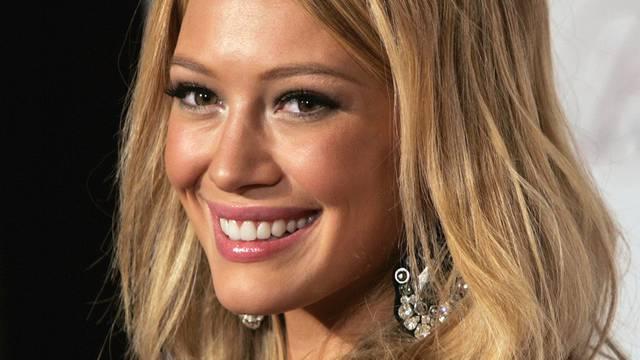 Wird Anfang nächsten Jahres Mutter: Hilary Duff (Archiv)