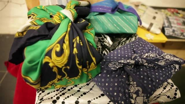 Weihnachten: Geschenkverpackungen ohne Abfall