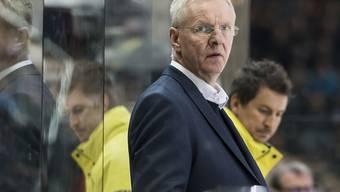 Kari Jalonen bleibt Cheftrainer beim SC Bern