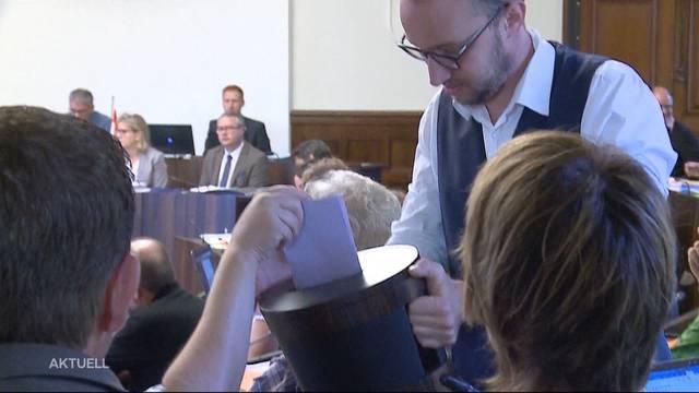 Keine SVP-Richter für den Kanton Solothurn