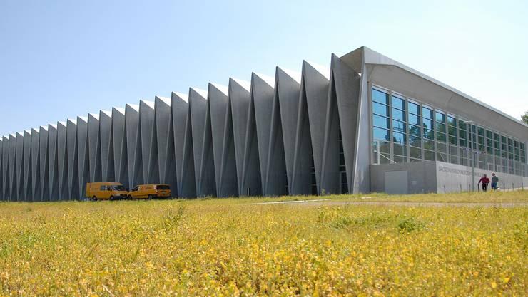 Die Geschichte rund um die Abwasser-Anschlussgebühr kam mit der Bewilligung für den Bau der Sportanlagen Mülimatt im Jahr 2008 ins Rollen. az-Archiv/wal