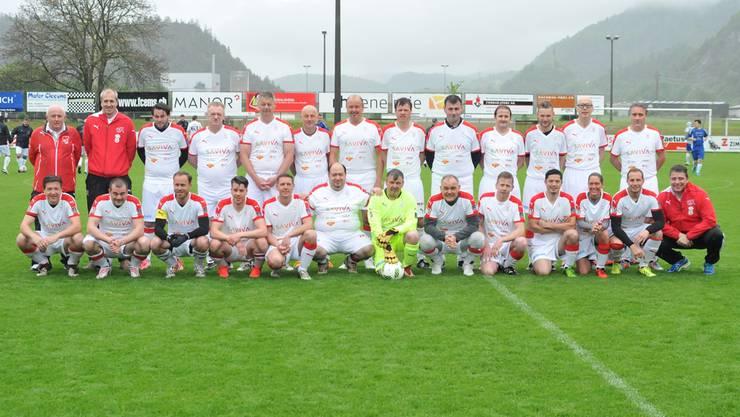 Die Schweizer Fussball-Nationalmannschaft der Spitzenköche und Gastronomen schaffte es an der brancheneigenen Europameisterschaft auf Platz 2.
