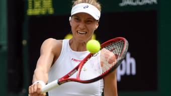 Viktorija Golubic erreichte in Guangzhou die Viertelfinals
