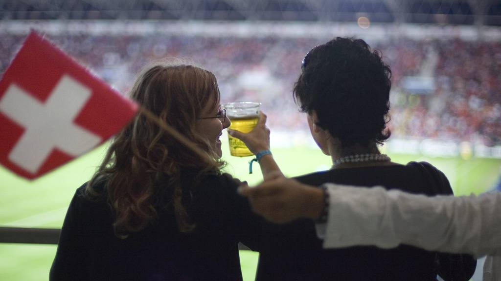 Wie bitte? Eine WM ohne Alkohol?
