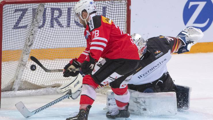 Luca Fazzini sichert den Schweizern mit einem Kunststück den Sieg.