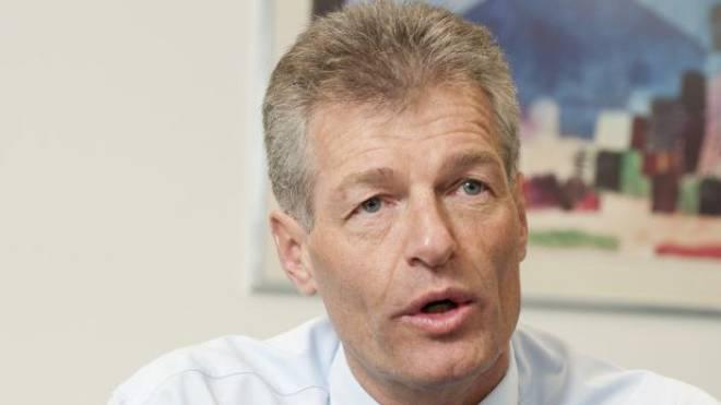 Noch-Axpo-Chef und Präsident von Economiesuisse: Heinz Karrer. Foto: Alex Spichale