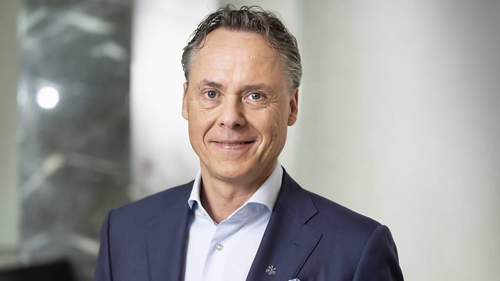 UBS-Chef Hamers sieht Nachholbedarf beim Strukturwandel