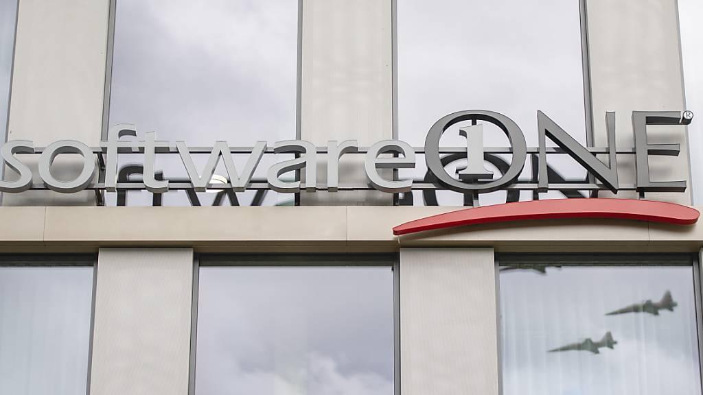 Die Firma SoftwareOne mit Hauptsitz in Stans hält neu eine Mehrheit der Anteile des US-Unternehmens SynchroNet. (Archivbild)