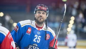 Der neue Hoffnungsträger des EV Zug: Der aus der NHL kommende Viktor Stalberg.