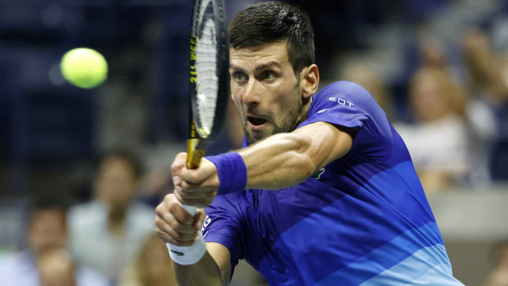 Novak Djokovic fehlen noch zwei Siege, um als erster Spieler seit Rod Laver 1969 den Grand Slam zu gewinnen