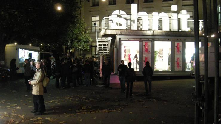 Das Shnit findet jeweils im Kulturzentrum Progr in der Stadt Bern statt.