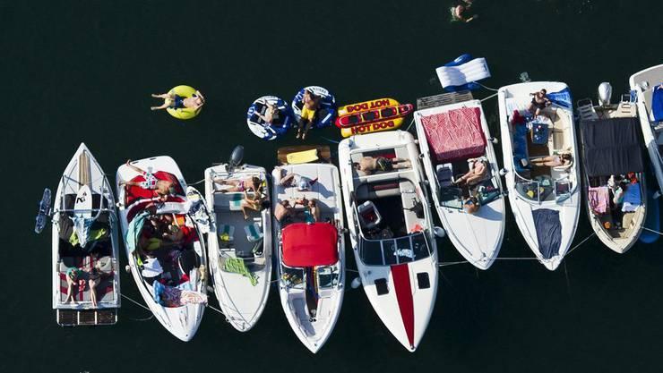 Bootsmotoren sind beliebtes Diebesgut (Symbolbild).