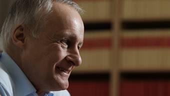Der Aargauer CVP-Präsident tritt im Februar 2012 zurück.