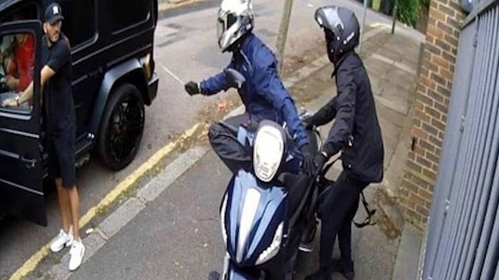 London: Messerangriff auf Özil und Kolasinac