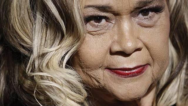 Wer bezahlt die Pflege für die kranke Etta James? (Archiv)