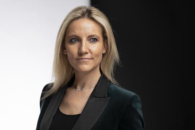 Nationalrätin Céline Amaudruz (SVP).