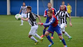 Unglückliche Niederlage für den FC Basel U21.