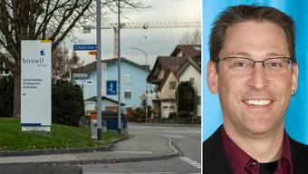 Daniel Wicki, Ex-Gemeindeschreiber von Boswil.