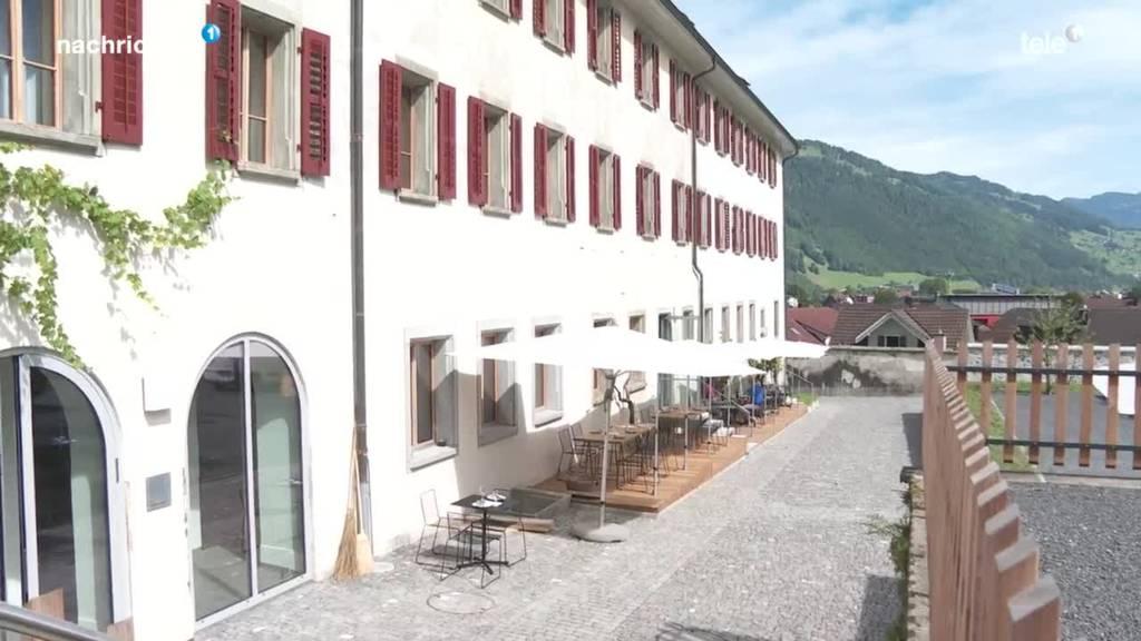Im ehemaligen Kloster Stans hat das Culinarium Alpinum eröffnet