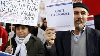 Die Proteste gegen das Genozid-Gesetz waren erfolglos (Archiv)