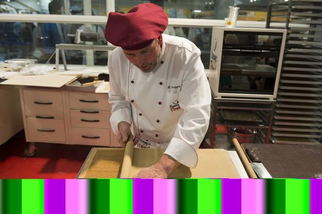 Zürcher Bäcker stellen den Tirggel-Weltrekord auf_009