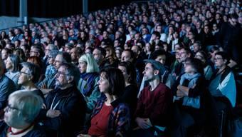 Unter welchen Umständen sind Grossveranstaltungen ab 1000 Personen durchführbar? Im Januar stehen die Solothurner Filmtage an. (Archiv)