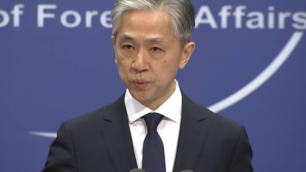 China gratuliert Joe Biden zur gewonnenen Wahl