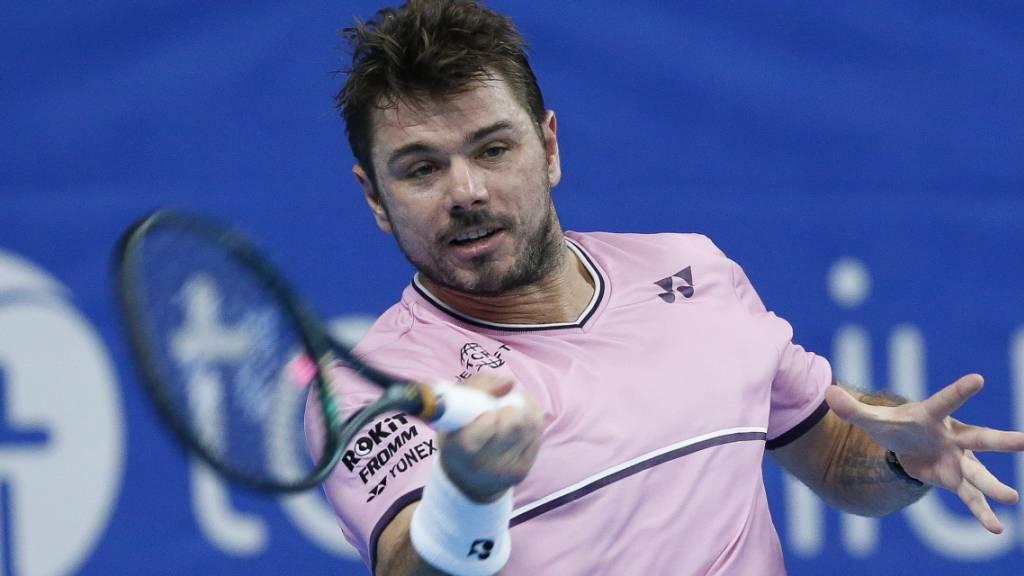 Stan Wawrinka gibt Final gegen Andy Murray aus der Hand