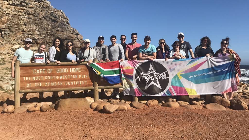 36 Grad Südafrika 2017