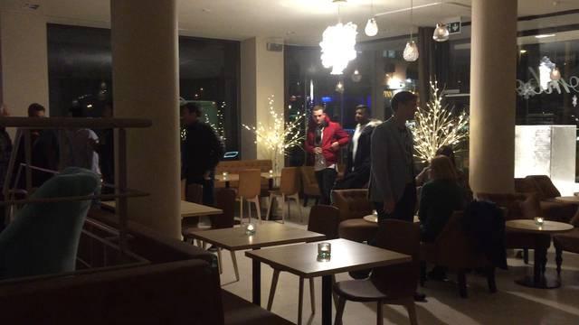 Vom Erdgeschoss ins Obergeschoss ins UG: erster Einblick in das neue Restaurant Colombo in Baden