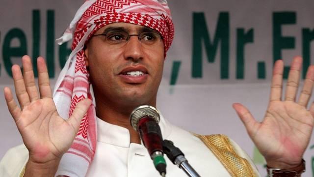 Londoner Universität werden Beziehungen zum Gaddafi-Sohn Saif al-Islam peinlich