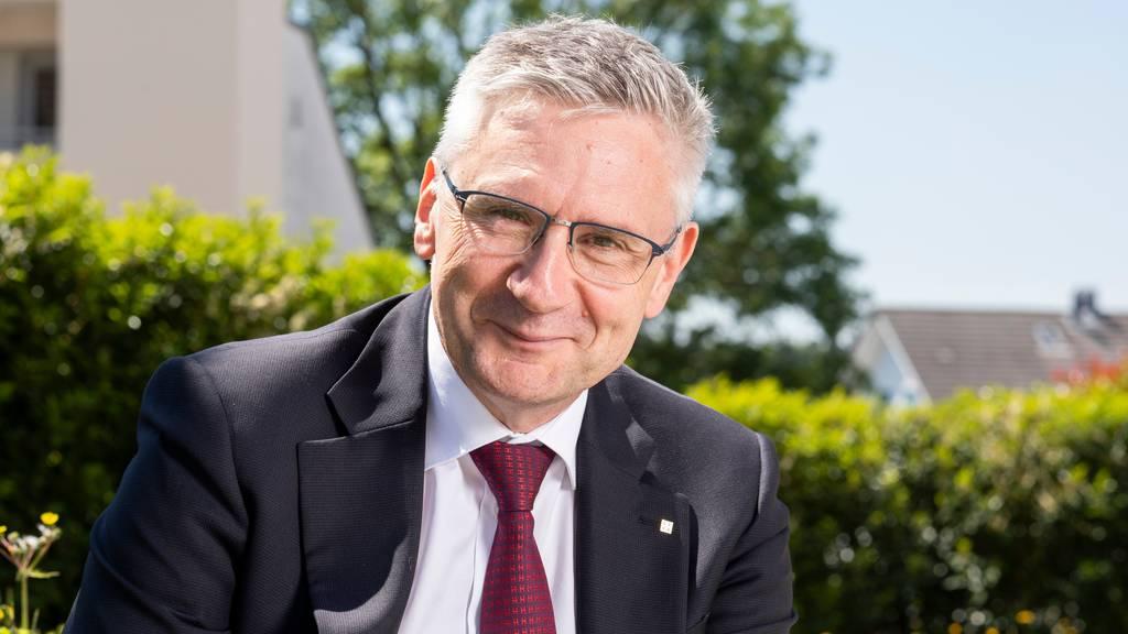 Andreas Glarner will ebenfalls SVP-Präsident werden