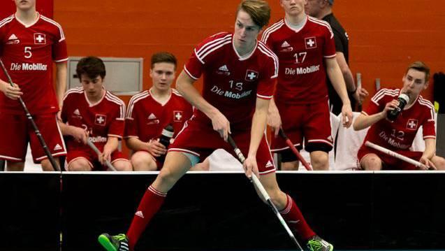 Der 17-jährige Dominik Alder spielt neu für den SV Wiler-Ersigen.