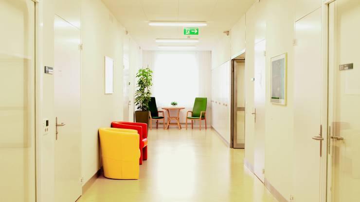 WELCHER PATIENT WOHIN? In der Klinik Königsfelden wird neu nach Krankheitsbild triagiert.